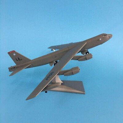 U.S. Army Boeing B-52 1:200 Scale Die-cast Toy Model Plane Military Aircraft