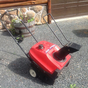 Honda 5hp Snowblower