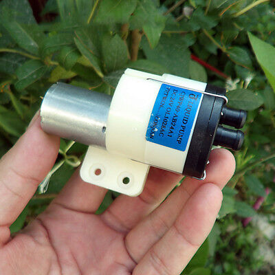 Dc 3v 5v 6v Diaphragm Self Priming Suction Water Pump Pressure Vacuum Air Pump