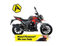 LEXMOTO VIPER 125CC EFI - MOTORCYCLE - MOTORBIKE - NAKED SPORTS BIKE