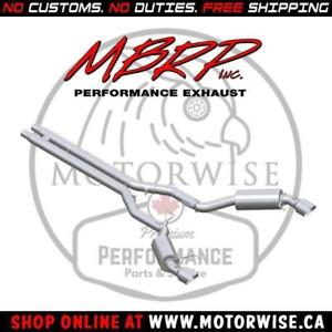 MBRP Street Series Catback | 2015 to 2018 Ford Mustang Ecoboost | Shop & Order Online at www.motorwise.ca
