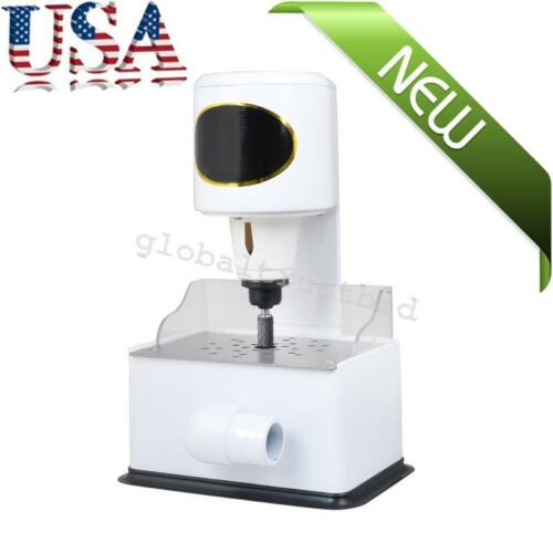 US 4500rpm Dental Grind Inner Laboratory Equipment Model Arch Trimmer Trimming