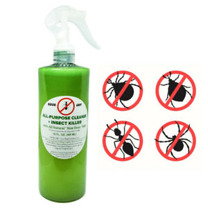 Non-Toxic Insect Killer and Household Cleaner. Bed bugs, Ants.