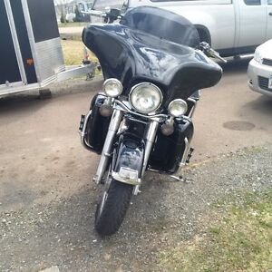 2004 FLH Touring Electra Glide