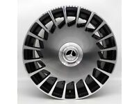 """20"""" Mercedes Maybach Style Alloy Wheel and Tyre Package 5X112 Mercedes C-Class, E-class"""