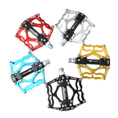 RockBros Mountain Bike Pedals Aluminum Alloy  MTB Sealed Bearing Pedals 9/16