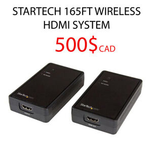 Selling used wireless Hdmi transmitter & receiver