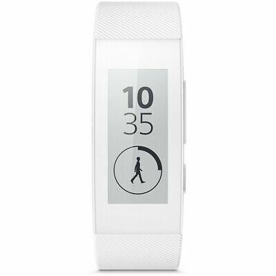 Sony Smartband Talk SWR30 Pulsera Fitness Original Orogologio Blanco