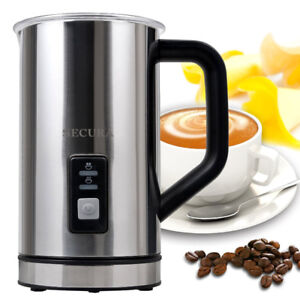 Secura Electric Milk Frother and Warmer Steamer