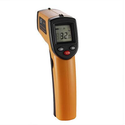 Benetech GM320 Infrarot Thermometer Laser Pyrometer Messer -50 bis 380°C 93450