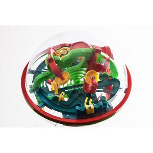 3D Space Labyrinth Ball  Ø 19 cm Kugellabyrinth Motorikspielzeug 48146