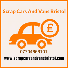 SCRAP CARS VANS WANTED CASH PAID SAME DAY COLLECTION