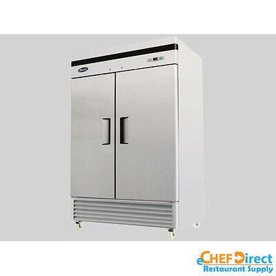 Atosa Mbf8503 B Series 52 Two Door Reach In Freezer