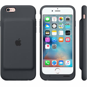 iPhone 6 Smart Battery Case - Black