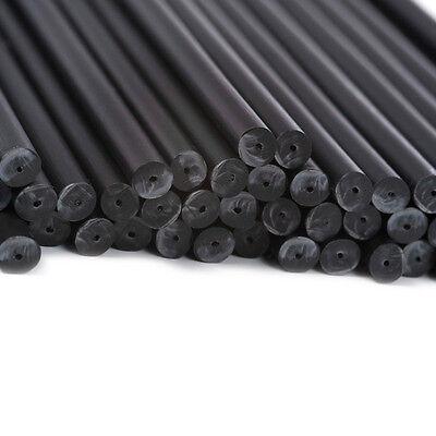 Schwarz Kunststoff Lutscher Stäbchen Massen-Großhandel (Großhandel Lutscher)