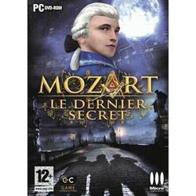 Mozart : le dernier secret  JEU PC NEUF