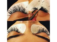 Individual Eyelash Extensions. Fully qualified eyelash technician, mobile and home based treatments.