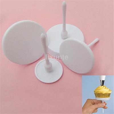 DIY Sugarcraft Flower Icing Cream Stand Nail Bake Cake Cupcake Decorating Tool S