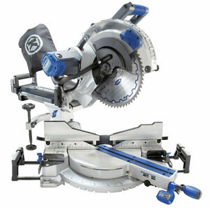 "ALMOST NEW KOBALT Compound Miter Saw ""Retail Price $738""+Tax"