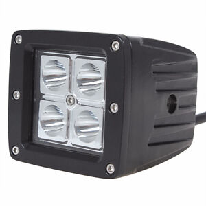 "3.3"" Cube LED Light with One Year Warranty"