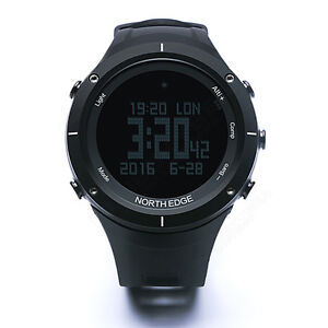 NORTH-EDGE-Sport-Digital-Smart-Watch-Waterproof-Altimeter-Thermometer-Pedometer