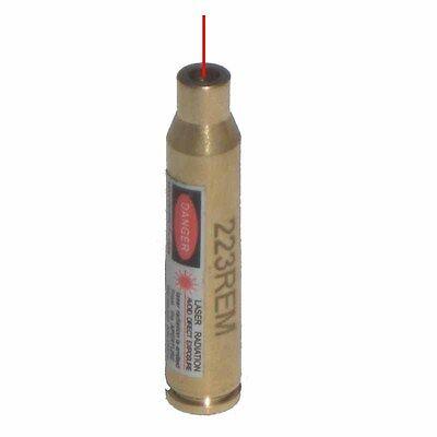 .223 REM Laser Bore Sight/.223 5.56 NATO Laser Bore Sighter USA Free Shipping