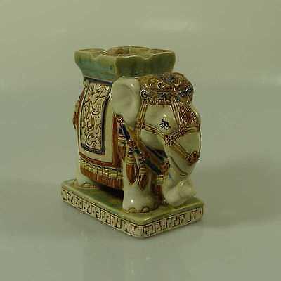 Elefant/Aschenbecher/Figur/Keramik/1214