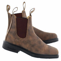 Lost: Leather Blundstone boots at Grassi Lakes (Canmore)