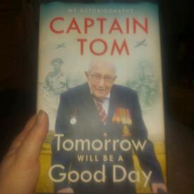 Captain tom autobiography