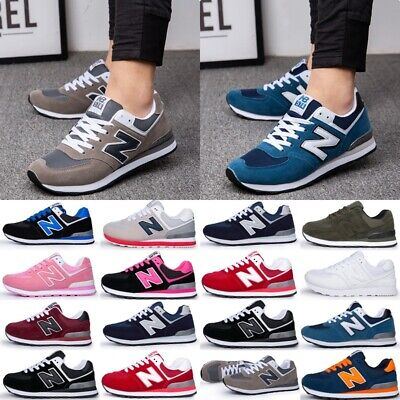 UK Men Womens Fashion Shoes NB New Balance Sneaker Casual Sport Running Trainers