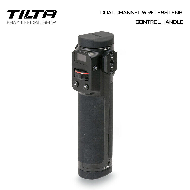 Tilta DJI RS 2 Dual Channel Wireless Lens Control Handle For Advanced Ring Grip