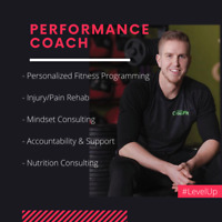 Looking to improve your health and fitness? Let's Chat!