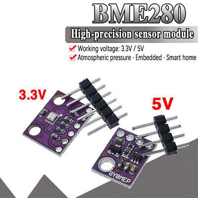 Gy-bme280 5v Temperature Humidity Barometric Pressure Digital Sensor Mod Ilus