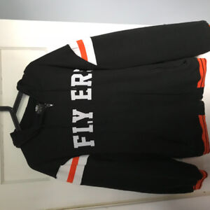PHILADELPHIA FLYERS WARM ZIPPER HOODIE