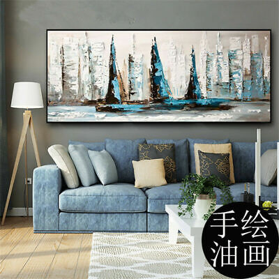 ZWPT1198 large abstract modern handmade painted oil painting art on Canvas