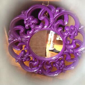 Miroir décorative