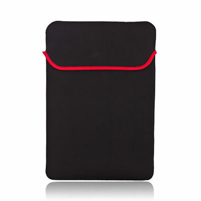"12"" Soft Neoprene Sleeve Case Pouch Cover Bag For 12 Inch Laptop Notebook Tablet"