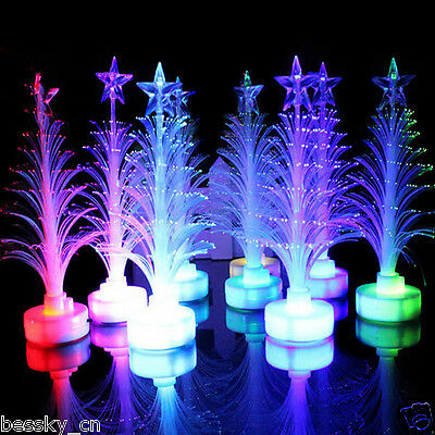 Cheap! 1PC Christmas Xmas Tree Color Changing LED Light Lamp Home Decoration - Cheap String Lights
