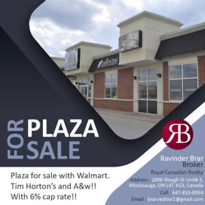 Plaza For Sale!!!