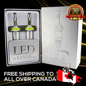 Crystal White Light Bulbs for Car Hid Kit LED Light Free Ship