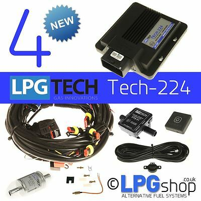 4CYL ECU LPGTECH TECH 224