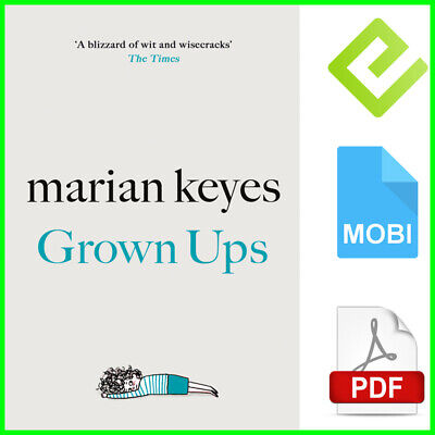 Grown Ups by Marian Keyes (PDF/Epub/MOBI Version) Instant Delivery