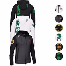 Conor McGregor UFC Fight Kit Reebok Champion Walkout Hoodie Collection Men's