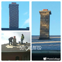 Certified Mason- Brick,Block,Stone & Chimney Repair