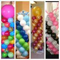 Balloons decoration for all your events