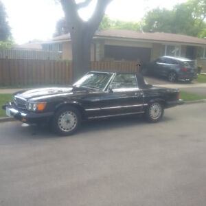560 sl for sale