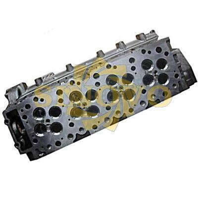 New Cylinder Head For Isuzu 4hk1 4hk1-tc Npr Nqr Nrr Chevrolet Gmc 5.2l Diesel