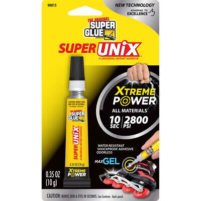 The Original Super Glue Super Unix 10g Xtreme Power High Strength All Purpose