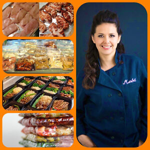 Personal chef to help you cook ! ( red seal 15 years) Kitchener / Waterloo Kitchener Area image 1
