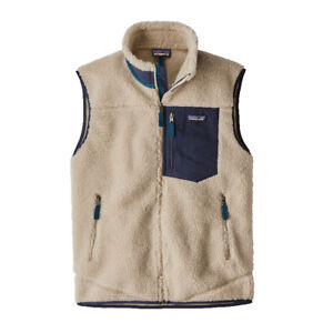 Brand New with Tags Patagonia Classic Retro-X Vest (XL, Natural)